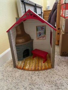 American Girl Doll Winter Chalet For Sale