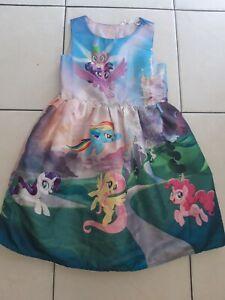 My Little Pony Dress Age 7-8