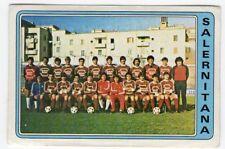 figurina CALCIATORI PANINI 1984/85 NEW numero 547 SALERNITANA SQUADRA