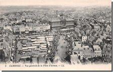 CPA 59 - Cambrai,vue générale de  La Place d´Armes