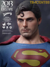 Ready! Hot Toys MMS207 Superman Evil Version 1978 Christopher Reeve 1/6 Figure