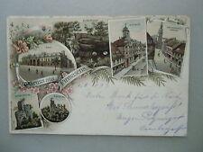Ansichtskarte Pirmasens Litho 1897