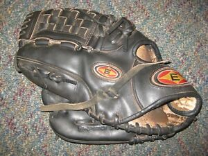 """11.5"""" Easton Pro Series Pitcher's Glove w/ Leather Piping  E-PRO10B HOH Quality"""