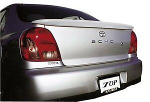 UNPAINTED TOYOTA ECHO FACTORY STYLE SPOILER 2000-2002