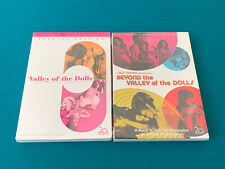 Beyond the Valley of the Dolls + Valley of the Dolls - Special Edition Dvd Sets