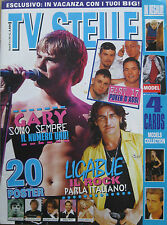 TV STELLE 167 1996 Gary Barlow Ligabue Blur Jason Orange Green Day Demi Moore