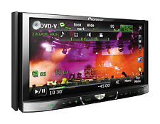 Pioneer AVH-4400BT  Bluetooth DIVX DVD USB  Multimedia TFT Entertaiment  Top