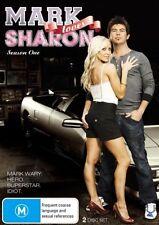 Mark Loves Sharon : Season 1 (DVD, 2008, 2-Disc Set) New  Region 4