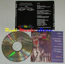 CD RAVEL Bolero rapsodie espagnole valse CHARLES MUNCH CLAUDIO ABBADO lp mc dvd