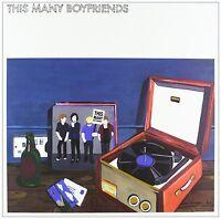 THIS MANY BOYFRIENDS s/t UK heavy vinyl LP + MP3 NEW / UNPLAYED