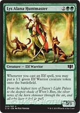 LYS ALANA HUNTMASTER Commander 2014 MTG Green Creature — Elf Warrior Com