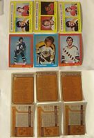 1973-74 Topps 1-198 complete set minus few cards