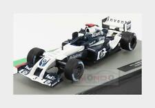 1:43 EDICOLA Williams F1 Fw26 #3 2004 Juan Pablo Montoya 148447-F1THECARCOLL0