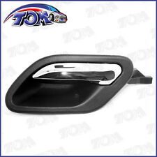 BRAND NEW CHROME INSIDE DOOR HANDLE DRIVERS SIDE FOR BMW E38 E39