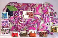 VERA BRADLEY HANDBAGS WITH TAGS