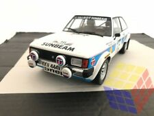 Coche Talbot Sunbeam Lotus Rallye / Lombard RAC Rally 1980 - H. Toivonen (1/18)