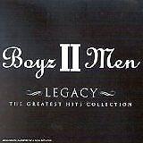 BOYZ 2 MEN - Legacy - CD Album