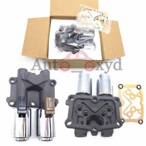 28260-RPC-004 Transmission Dual Linear Solenoid+Gasket For 06-11 Honda Civic