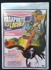 """PASAPORTE A LA LOCURA (PSYCH-OUT)"" DVD NUEVO! DVD NEW !!  SEALED !! THE SEEDS !"