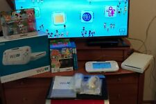CONSOLE NINTENDO BIANCA Wii u BASIC PACK 8 GB USATA