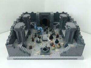 LEGO Lord Of The Rings - Mines of Moria - Ultimate model MOC (9473)