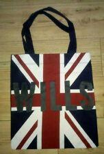 Jack Wills Union Jack Tote - over shoulder shopping bag