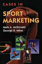 Cases in Sport Marketing, McDonald, Milne 9780763708634 Fast Free Shipping-,