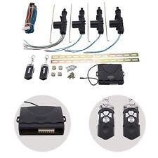 Universal Car Remote Control Central Kit 4 Door Door Lock Locking Keyless Entry