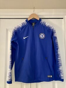 Nike Official Chelsea Football Club, Jacket For Boys 12-13 Years, Blue