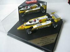 1:43 RENAULT RE23  J.P. Jabouille Winner Australian GP 1980 Quartzo Q4038 OVP