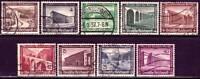 THIRD REICH 1936 complete Winterhilfswerk stamp set!