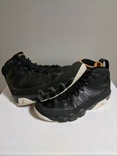 online store 5a0c4 df697 Sz. 9.5 Nike Air Jordan 9 Retro 302370-004 Black Citrus-White