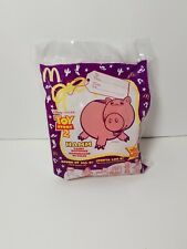 TOY STORY 2  HAMM Candy Dispenser Unopened 1999 McDonald's Happy Meal Toy