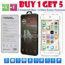 Genuine Tempered Glass Screen Protector film for ipod Touch 6 6th Gen Generation
