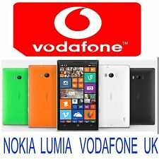 Nokia Lumia 520 525 610 625 635 640 720 735 925 930 1020 UK Vodafone Unlock Code