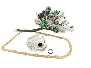 Rebuilt JF011E CVT Valve Body W / Filter Kit / Stepper Motor 07up Jeep Patriot