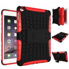 Hybrid Outdoor Skin Case Cover Red for iPad Pro 12.9 Inch Pouch Case Skin Cover