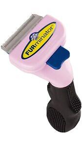 Authentic FURminator deShedding Tool for SHORT HAIR