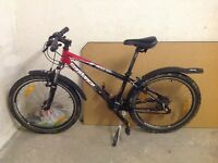 kinder mountainbike 24 zoll