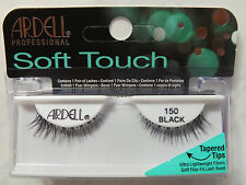 (LOT OF 4) Ardell Professional - Soft Touch Lashes 150 Black