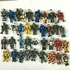 20PCS Random Mega Bloks Halo Reach Action Figure toy QA363