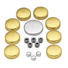MARINE Mercruiser 5.0 5.7 V8 Freeze Frost Expansion Plug Kit Brass GM 305 305