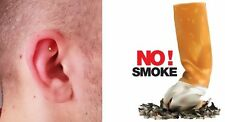 New Quit Smoking Auricular Magnet Health Care Therapy Zero Smoke Stop Hot Sell