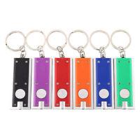 Llavero Linterna LED, PVC, Llaveros - Keychain - Keyring - Schlüsselanhänger