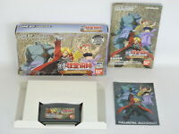 FULLMETAL ALCHEMIST Sonata Card Gameboy Advance Nintendo gba