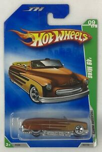 2009 Hot Wheels Treasure Hunts '49 Merc Limited Edition Rare Mercury # 7 Of 12