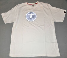"NWT Converse® Mens WADE #3 ""SILVER PATCH"" Heat Basketball Jersey Tee Shirt XL"