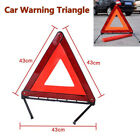 Universal Car Warning Triangle Emergency Reflector Sign Road Safety Accessories