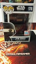 Jyn Erso NYCC Fall Convention Exclusive 2017 Funko POP