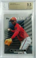2013 Topps Finest Didi Gregorious RC BGS 9.5 Gem Mint Tough Yankees Wow Hot! #45